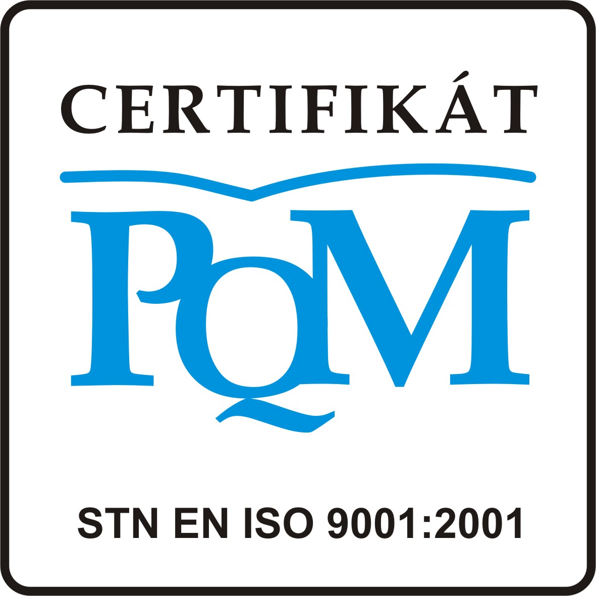 certifikát kvality
